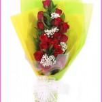 Membuat Kekasih Anda Terkesan Dengan Rangkaian Bunga Mawar Cantik