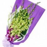 Hand Bouquet Anggrek