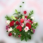 Simbol Warna Mawar Versi Toko Bunga Hias