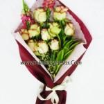 Memilih Rangkaian Bunga Kado Ulang Tahun