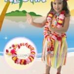 Kalung Bunga Hawaii Kreasi Toko Bunga
