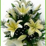 Bunga Duka Cita : Rangkaian Bunga sebagai Ungkapan Belasungkawa