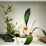 seni merangkai bunga ikebana