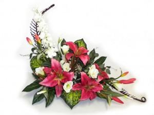 karangan-bunga-lily