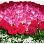 Arti Rangkaian Bunga Mawar Segar Berdasarkan Jumlah Kuntum Bunganya