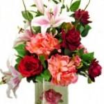 Bunga Plastik : Seni Kerajinan Bunga Buatan (Artificial) Tangan Manusia