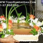 Kombinasi Kue Harvest dan Bunga Untuk Ibu