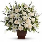 Arti Dan Makna Simbolik Karangan Bunga Simpati Dan Duka Cita