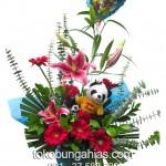 Pesan Dan Kirim Bunga New Baby Born Gift di Jakarta Dengan Pelayanan 24 Jam