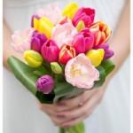 Bunga Tulip Untuk Hand Buket Wedding