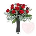 Karangan Bunga Hari Valentine 2013