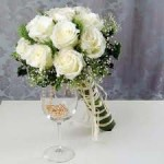 Kirim Hand Buket Wedding ke Serpong dan Jabodetabek
