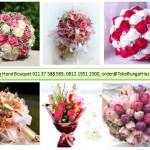 Sewa Hand Bouquet di Jakarta