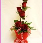 Toko Bunga Valentine di Daerah Sudirman