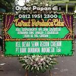Bunga Papan Untuk Duka Cita ke Jakarta