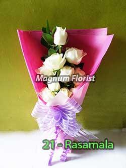 Buket Bunga Tangan 21-Rasamala