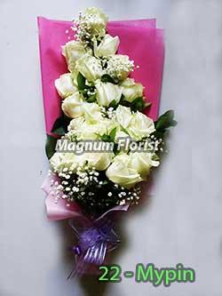 Buket Bunga Tangan 22-Mypin