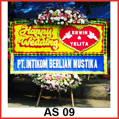 Bunga-Papan-Wedding-AS09