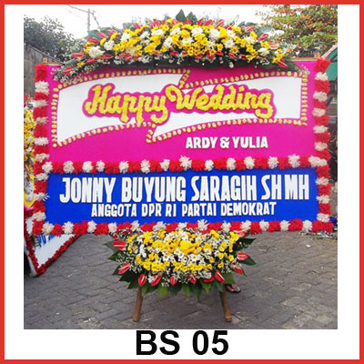 Bunga-Papan-Wedding-BS05