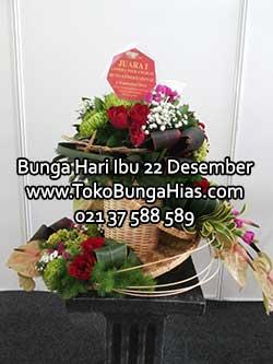 Bunga Hari Ibu 22 Desember