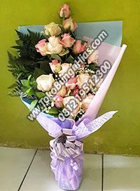 Kirim Bunga Valentine ke Jakarta Barat