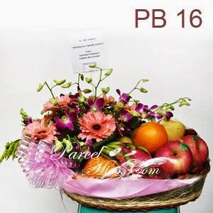 Parcel Buah PB 16