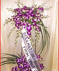 Karangan bunga standing FS 28