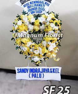 Karangan bunga standing FS 25