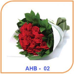 Buket Bunga Ulang Tahun AHB - 02