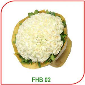 Buket Bunga Ulang Tahun FHB - 02