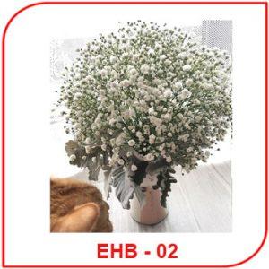 Buket Bunga Ulang Tahun EHB - 02