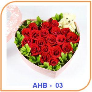 Buket Bunga Ulang Tahun AHB - 03