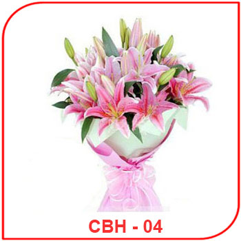 Buket Bunga Ulang Tahun CBH - 04