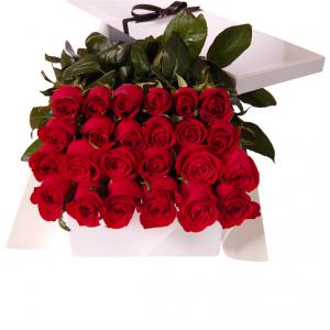 tempat penjualan mawar merah hati