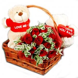 bunga-valentine-dan-boneka