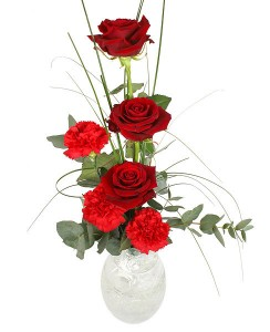 rangkaian-vas-bunga-mawar-merah-carnation-spesial-valentine-2013