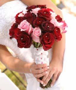 Hand Buket Wedding HB-11