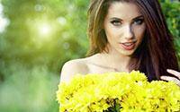 Rangkaian Bunga Untuk Wanita