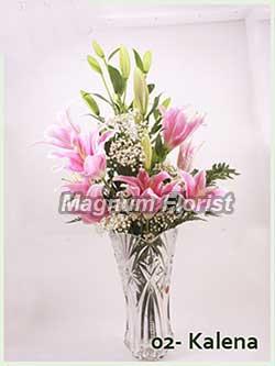 Buket Bunga Meja 02 Kalena