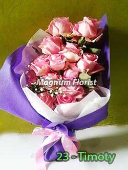 Buket Bunga Tangan 23-Timoty