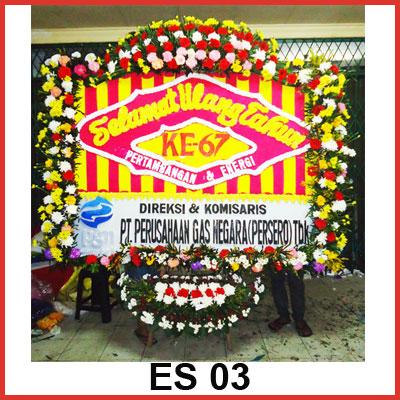 Bunga-Papan-Pernikahan-ES03