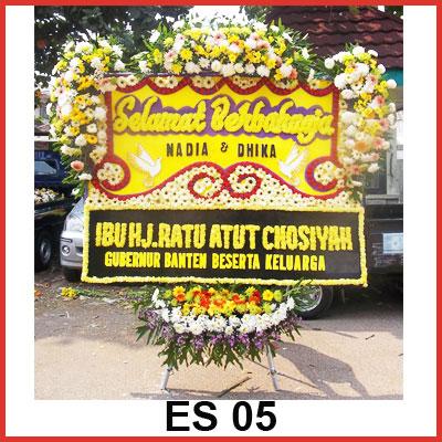 Bunga-Papan-Pernikahan-ES05
