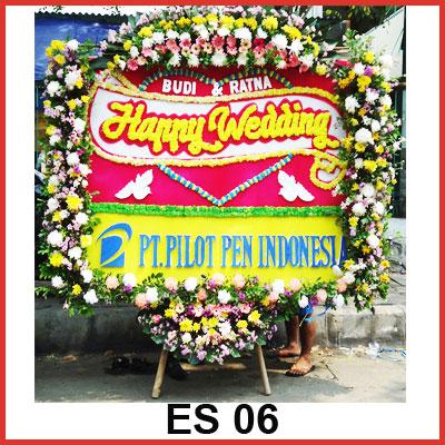 Bunga-Papan-Pernikahan-ES06