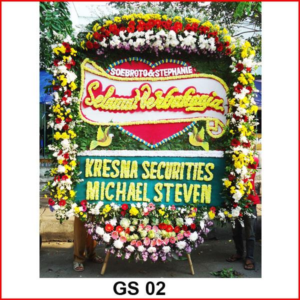 Bunga-Papan-Pernikahan-GS02