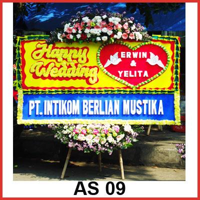 Bunga-Papan-Wedding-AS09