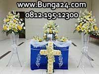 Rangkaian Bunga Simpati Ucapan Condolences