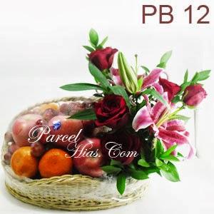 Parcel Buah PB 12