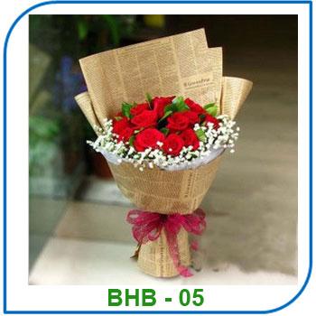 Buket Bunga Ulang Tahun BHB - 05