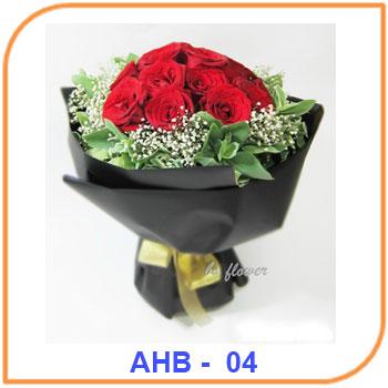 Buket Bunga Ulang Tahun AHB - 04