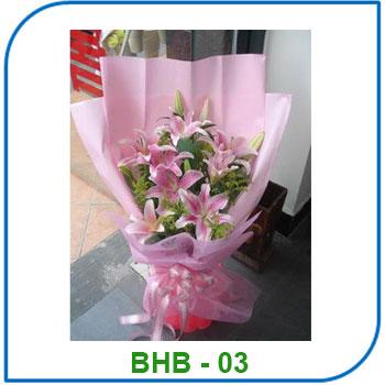 Buket Bunga Ulang Tahun BHB - 03